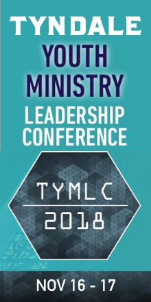 Tyndale Youth Ministry Leadership Conference #TYMLC2018 on Nov 16 - 17